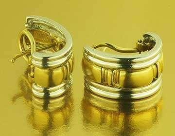 pendientes de oro Compro Oro Santander